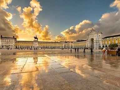 Лиссабон— древняя столица Португалии