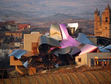 Виноградный рай Риохи Алавесы. Дегустационный тур