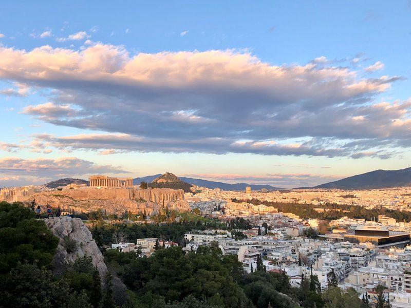 Экскурсия Афины — мифы и реальность!