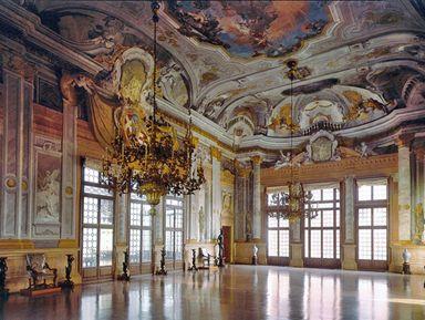 Дворец Ка 'Реццонико — патрицианский быт Венеции 18 века