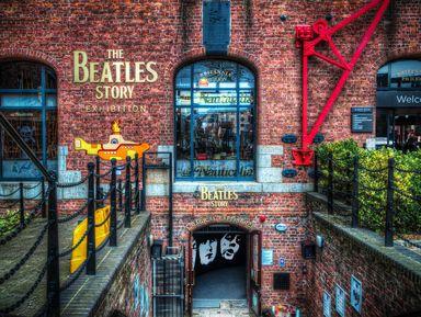 Путешествие по местам The Beatles