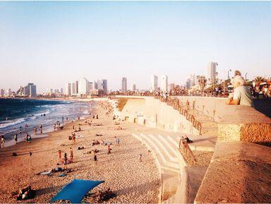 Полюбить настоящий Тель-Авив
