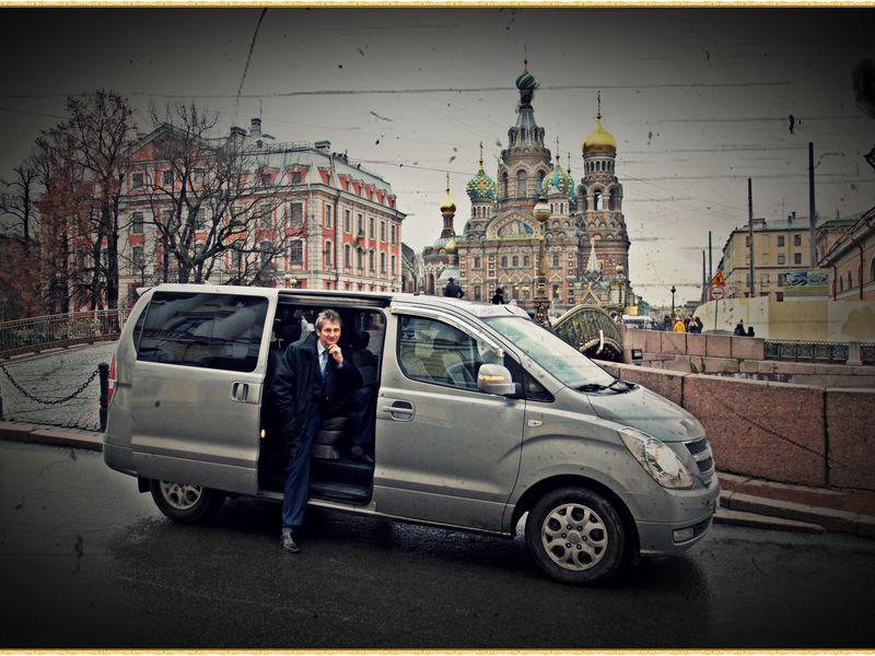 Экскурсия Живые рассказы о Петербурге