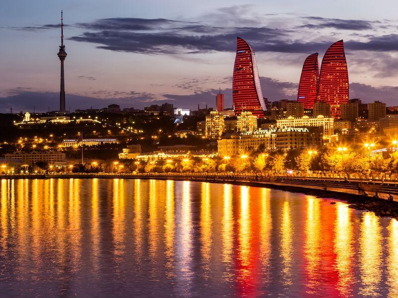 Из Уфы в Баку
