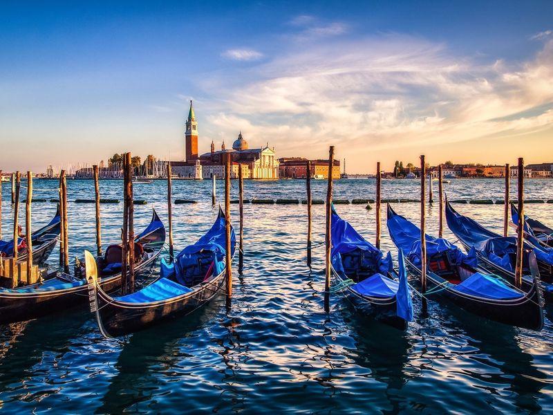 Экскурсия Buongiorno, Венеция!