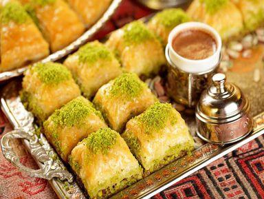 Стамбул на десерт