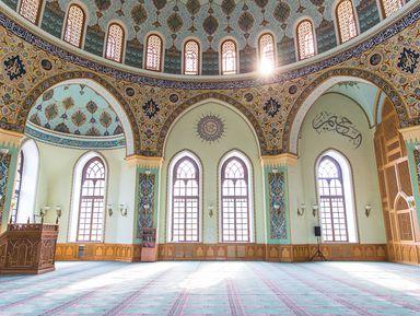 Мусульманские святыни Баку и Абшерона