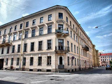 """Экскурсия """"Гоголь и Достоевский в городе на Неве"""": фото"""
