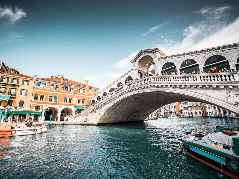 Фото: Парадная Венеция