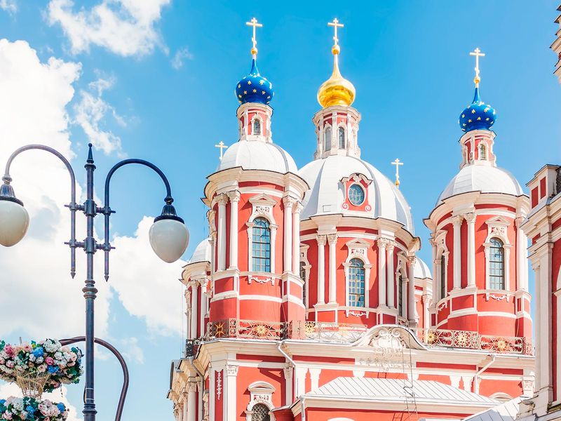 Экскурсия Храмы Замоскворечья: архитектура и история