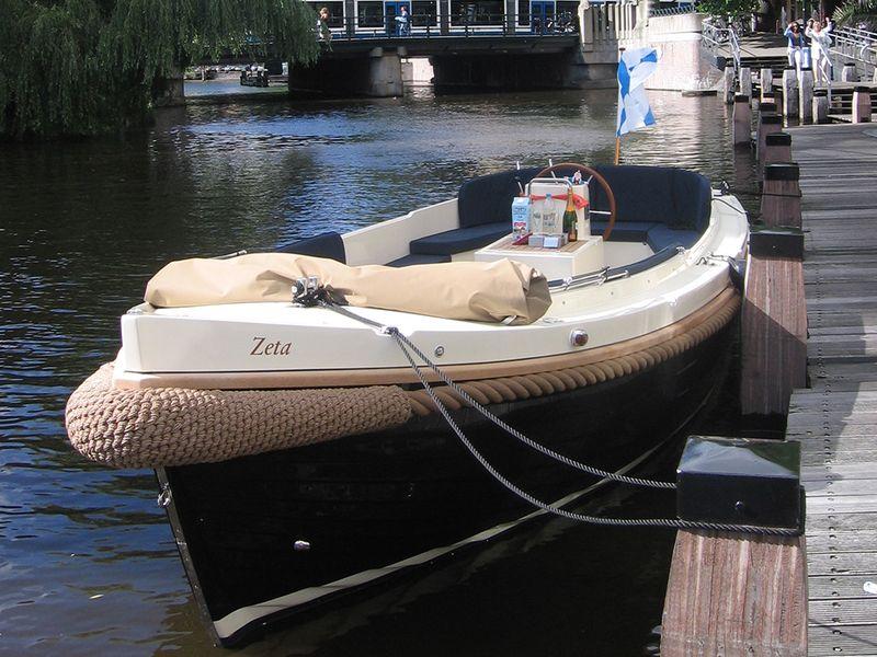 Экскурсия Только с воды, с Амстердамом на — ты!