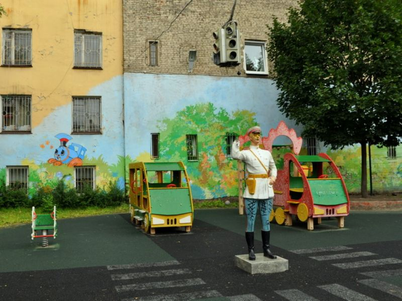 Экскурсия Петербург детям и их родителям