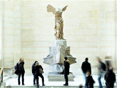 Покорить Лувр за 2 часа
