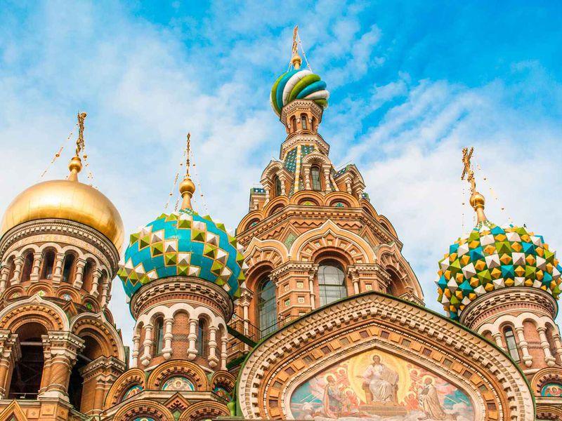 Экскурсия Петербург на комфортном микроавтобусе