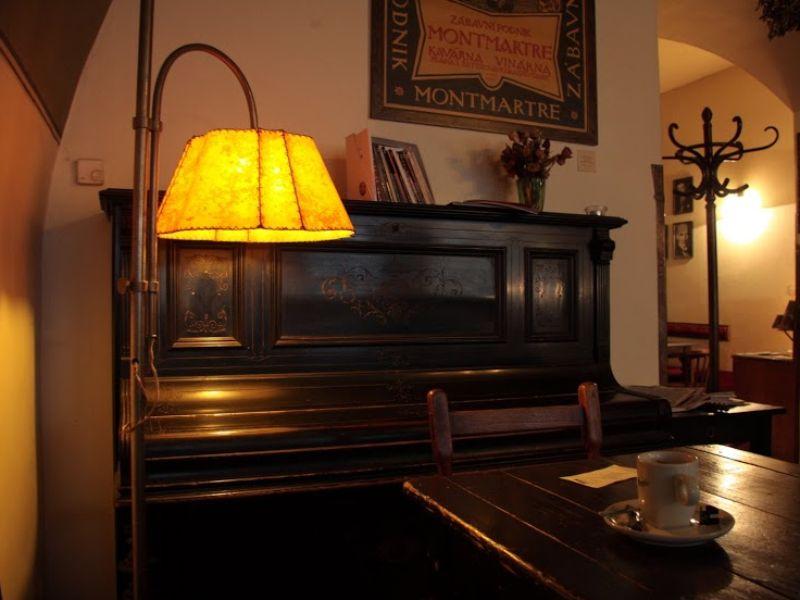 Пражские литературные кафе