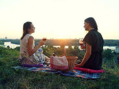 Прогулка по Белградской крепости и пикник