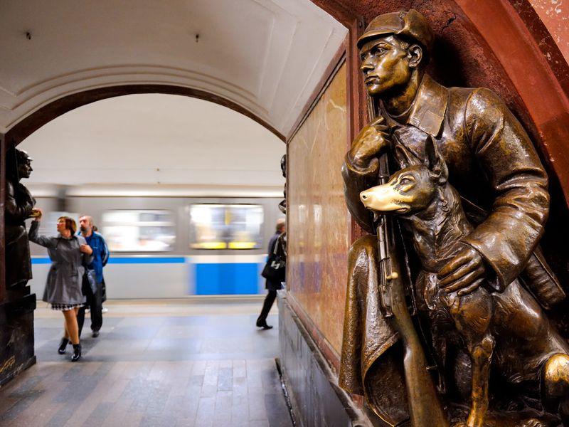 Экскурсия Подземное наследие: московское метро
