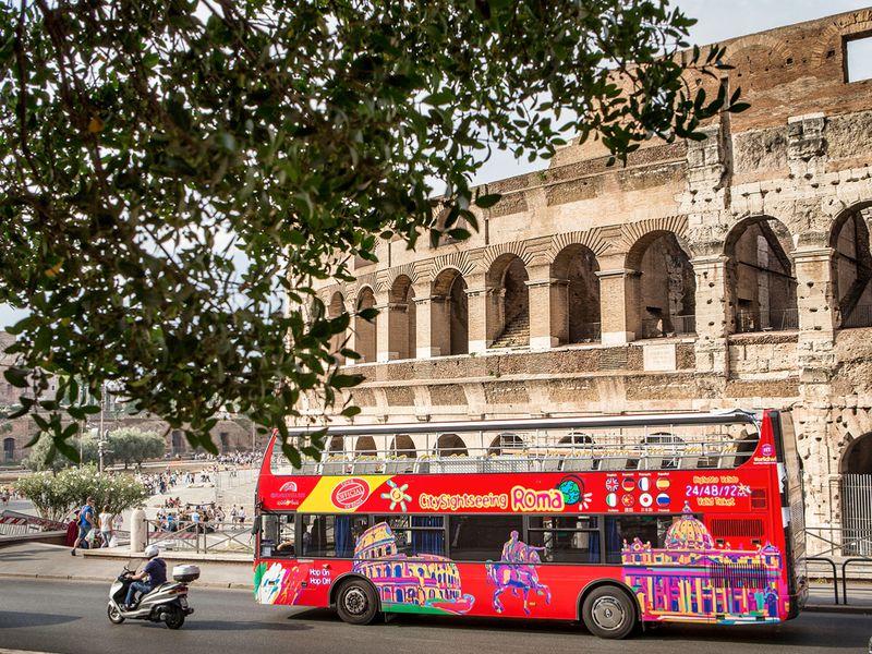 Экскурсия Мультикарта по достопримечательностям Рима и Ватикана