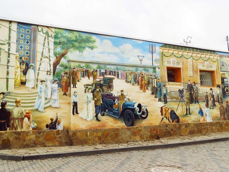 Малый Иерусалим: созвездие исторических памятников width=