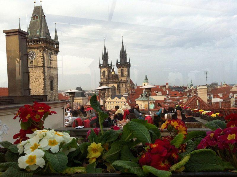 Экскурсия Сладкая экскурсия по исторической Праге