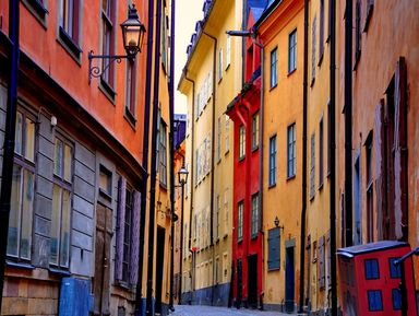 Знакомство с городом: история Стокгольма без скучных фактов и дат
