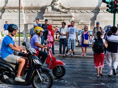 Рим за 10 000 шагов