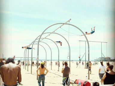 Пляжный мир: велопрогулка вдоль океана