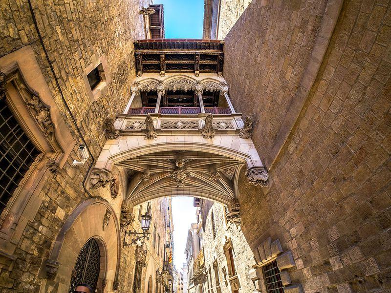Экскурсия Первые шаги в Барселоне