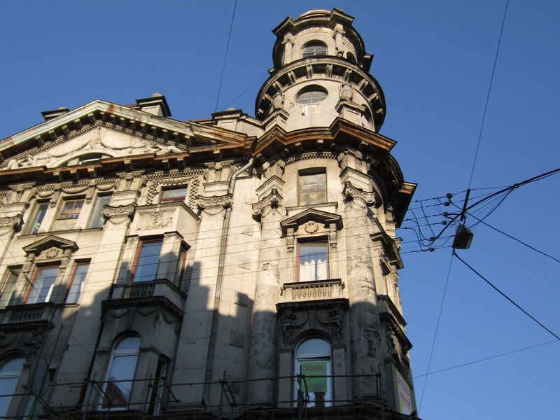 Экскурсия Архитектура петербургского модерна