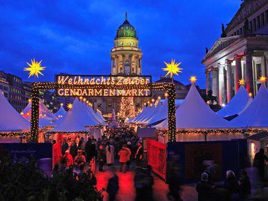 Рождественская сказка Берлина