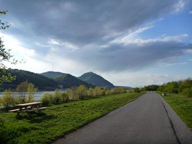 Экскурсия : Велопрогулка вдоль Дуная к вершине Леопольдсберг