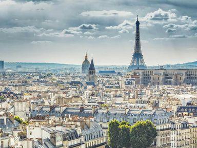 Онлайн-прогулка по Парижу: от Елисейских полей до Нотр-Дам