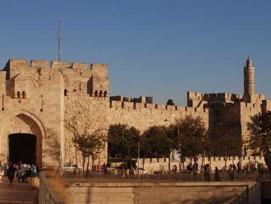 Вифлеем иИерусалим: прикосновение кистокам