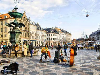 Подружиться с Копенгагеном