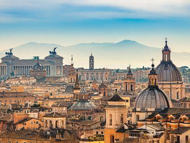 Пьяцца Навона в Риме