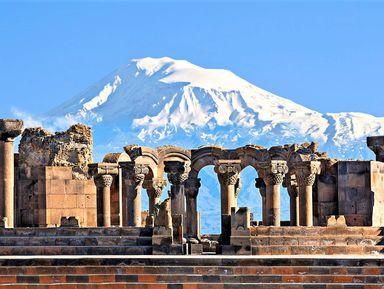 Зимняя экскурсия: Эчмиадзин, храм Звартноц и мастер-класс по долме