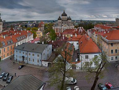 История Старого Таллина за два часа