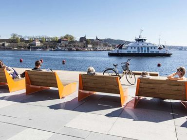 Неожиданный Осло