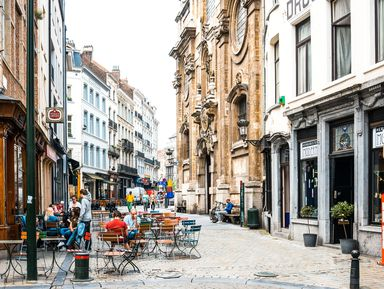 Онлайн-прогулка по Брюсселю в компании журналиста