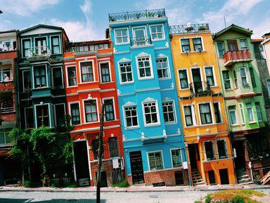 Неподражаемый Стамбул