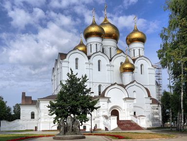 Ярославль — первое знакомство