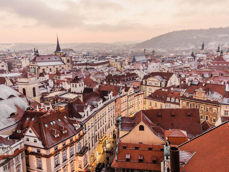 Экскурсия Таинственная Прага