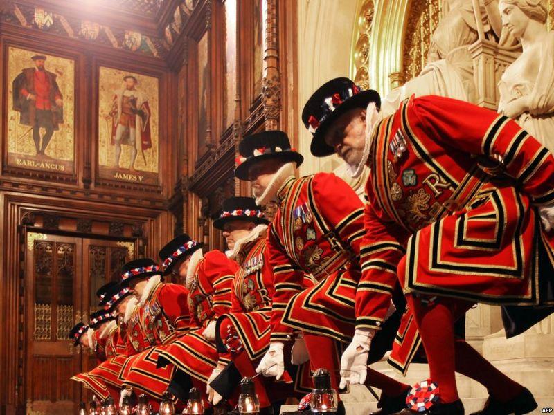 Экскурсия Пройти по стопам Королевы - экскурсия по Парламенту Великобритании