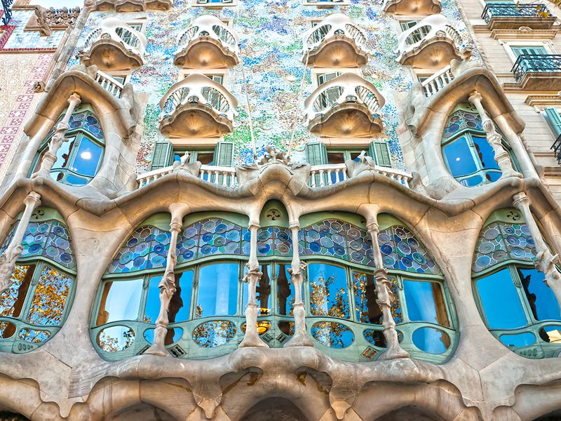 О Барселоне с любовью!