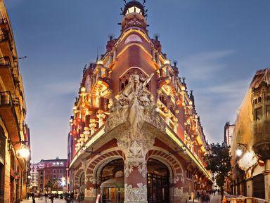 Богемная Барселона в квартале Эль Борн