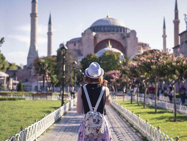 Фотосвидание со Стамбулом