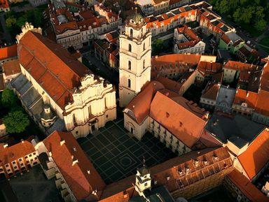 Вильнюс — город барокко