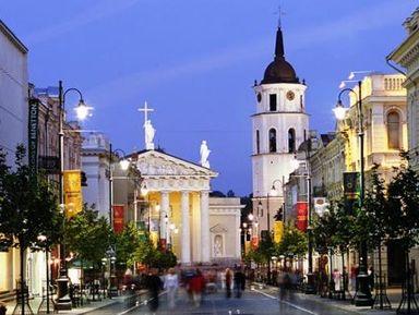 Вильнюс — столица последнего в Европе языческого государства