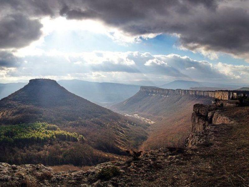 Древние сокровища горного Крыма width=