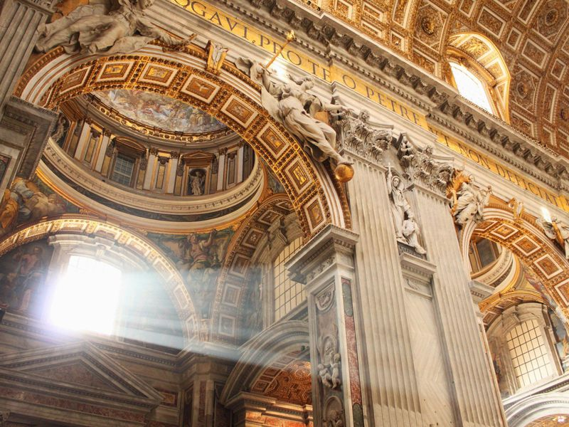 Экскурсия О, великий Ватикан!